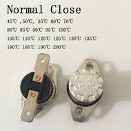 1PCS KSD301 Normally Closed NC Thermostat Temperature Thermal Control Switch DegC 45/50/55/60/70/80/85/90/95/100/105/120
