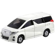 【TOMICA】NO.012 豐田 Alphard(多美小汽車)
