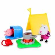 《Peppa Pig 佩佩豬》卡通  戶外露營組 東喬精品百貨