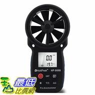 [美國直購] HOLDPEAK 866B Digital Anemometer 風速計 溫度計 風寒指數