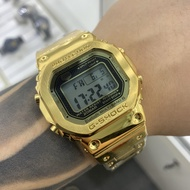 Casio G-Shock Stainless Steel GMW-B5000D-1D GMW-B5000GD-9D Authentic Quality