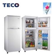 TECO 東元130L雙門冰箱(R1302W)