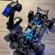 《世界通遙控模型》1:10 hsp 拉力 甩尾搖控車 全配備
