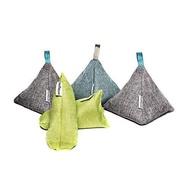 Fresh&Pure Charcoal Air Purifying Bags – Free Shoe Freshener – Organic Dehumidifiers