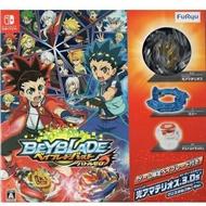 Switch NS 遊戲 戰鬥陀螺 Burst Battle Zero (純日版)
