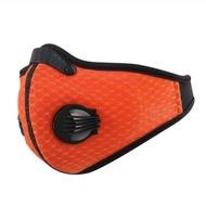 可替換濾心運動防塵防霧霾防飛沫口罩(含墊片x2)