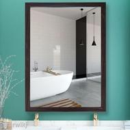 Bathroom Mirror Free Punch Bathroom Mirror Sticker