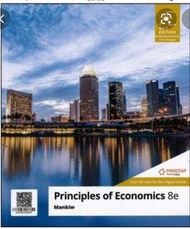 Principles of Economics, 8th Edition by N. Gregory Mankiw