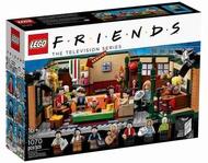 LEGO 樂高 Ideas 系列 Friends Central Perk  六人行 紐約中央公園咖啡館  21319