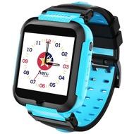 【hereu】herowatch 4G奈米科技防水兒童智慧手錶-英雄藍(定位精準 再遠都看得見)