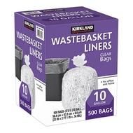 科克蘭 垃圾袋 37.8公升 (58.4 x 63.5cm) 500入