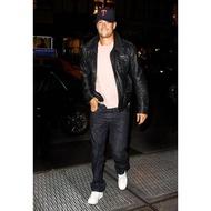 黑色 現貨 100%正品全新 極度乾燥 Superdry Brad Leather Jacket 貝克漢 高價位皮衣外套