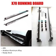 PROTON X70 RUNNING BOARD / SIDE STEP
