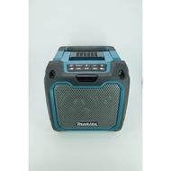 日本 Makita 牧田 DMR201 充電式/交流電兼用藍芽 喇叭(含一顆2000元電池)