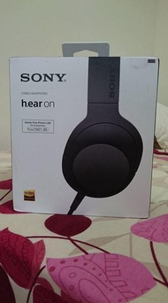 SONY MDR-100A  (黑)