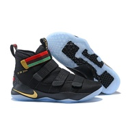 ㉿XNIKE Lebron James 11代 Soldier XI 士兵 黑色