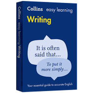 [Original Popular Books Collins Easy Learning Writing Books for Adults,Original Popular Books Collins Easy Learning Writing Books for Adults,]