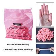防靜電乳膠指套 可觸控 防靜電 防滑 一次性乳膠手指套 指套