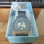 現貨 正版白證 海賊王 索隆造型 手錶 環球影城 紀念 one piece zoro 石英錶 電子錶