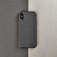 犀牛盾 iPhone XR SolidSuit 碳纖維防摔背蓋手機殼