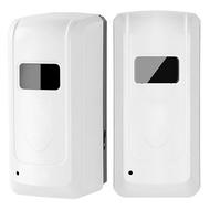 全新 KB-3001A 自動感應手部消毒器 1000ml 噴霧式 自動噴霧酒精消毒機 可插電/電池