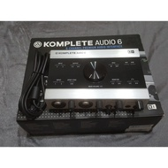 【二手良品】Native Instruments Komplete Audio 6 USB錄音介面