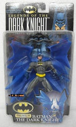 [TK] 如圖全新未拆 KENNER 1996年 BATMAN DARK KNIGHT 異次元 蝙蝠俠-藍色版