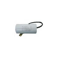 ZINSANO อะไหล่- AR Capacitor เครื่องฉีดน้ำแรงดันสูง  VIP VIO 40uF/450V  สีขาว