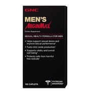 🌻陳媽代購小舖 GNC 男性專用 精氨酸/精胺酸 Men ArginMax 180顆