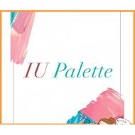 😀現貨😀 新款 韓國 IU 李知恩 正規4 Palette 調色板 禮物