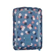 แบบพกพากระเป๋าเดินทางท่องเที่ยวกันน้ำกระเป๋าไนลอนกระเป๋าดอกไม้การพิมพ์กระเป๋าสะดวกจัด...