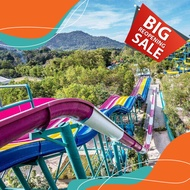 ESCAPE Penang Theme Park Admission Tickets