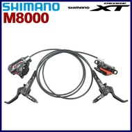 Shimano Deore XT M8000 Hydraulic Disc Brake Set Brake Lever Caliper with Pad MTB