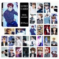 Youpop KPOP BTS Bangtan Boys WINGS JUNGKOOK Photo Album LOMO Cards Self Made Paper Card HD Photocard LK428 - intl