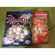 伊華EIWA棉花糖(藍莓)80g