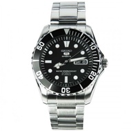 Seiko 5 Sports Automatic Sea Urchin Silver SNZF17K1 SNZF17K SNZF17 Men's Watch