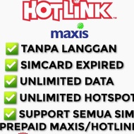 VPN MAXIS UNLIMITED INTERNET ALL TELCO