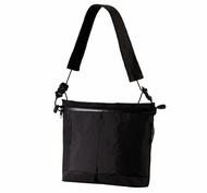 【HANCHOR 台灣】SURFACE 輕量化胸前斜背包 隨身側背包 旅行隨身袋 黑色 (OD04)