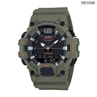 NRTIME Casio Standard นาฬิกาข้อมือผู้ชาย สายเรซิน รุ่น HDC-700-3A2VDF  HDC-700-3A2
