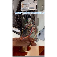 Daikin Berayun Arah Tuip Angin Aircond Swing Motor Swings Control Fan Blow Direction Up Down Right Left Step 冷气 Motor 电机