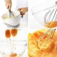 ZHUNI แบบพกพา Whisk กาแฟนมเครื่องผสมสแตนเลสที่ตีไข่ไข่ Stirring Handle Mixer ครัวอุปกรณ์ทำอาหาร