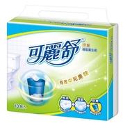 可麗舒除臭抽取衛生紙 (100抽x10包/串)