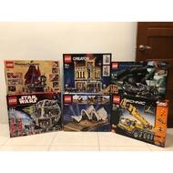 LEGO出清 Part2 4195 4184 10188 10234 10232 42009