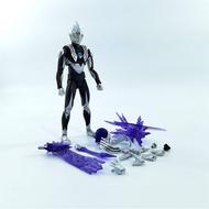 ของเล่นอะนิเมะ18 Joint Movable Ultraman ACT Tiga Dark รูปเคลื่อนย้ายได้ Figure
