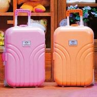 ES กระปุกออมสินกระเป๋าล้อลากกระปุกออมสินกระเป๋าเดินทางรุ่น Piggy Bank