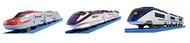 大賀屋 日貨 新幹線 Tomica 多美小汽車 兒童玩具 模型 火車 合金車 正版 L00011625