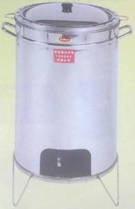 【八八八】e網購~【加大桶仔雞爐(一次可烤2隻)】烤肉架 土窯雞 烤雞 烤雞爐