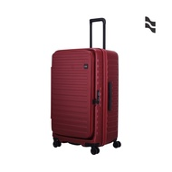 lojel cubo fit 29.5 inch suitcase wine red
