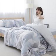 BUHO 100%TENCEL天絲床包枕套組-單人(日光私居)