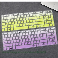 Skin Protector Keyboard-Cover Acer E5-575G Aspire Silicone for Vn7-592g/Vn7-792g/F15/..